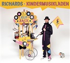 Richard Haus, Stephie Becker - Richards Kindermusikladen, 1 Audio-CD (Hörbuch)