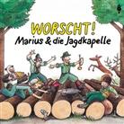 Worscht!, Audio-CD (Hörbuch)