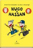 Kim Fupz Aakeson, Rasmus Bregnhoi - Hugo & Hassan