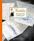 Isabelle Arsenault, Timothée de Fombelle, Isabelle Arsenault, Sabine Grebing, Tobias Scheffel - Rosalie