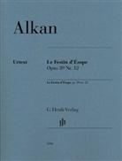Charles Valentin Alkan, Charles-Valentin Alkan, Tasteninstrumente, Norber Gertsch, Norbert Gertsch - Alkan, Charles Valentin - Le Festin d'Ésope op. 39 Nr. 12