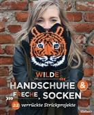 Lumi Karmitsa - Wilde Handschuhe & Freche Socken