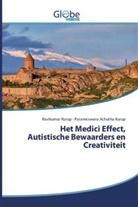 Parameswara Achutha Kurup, Ravikumar Kurup - Het Medici Effect, Autistische Bewaarders en Creativiteit