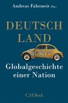 Andreas Fahrmeir, Andrea Fahrmeir, Andreas Fahrmeir - Deutschland