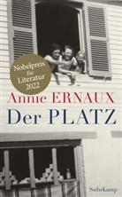 Annie Ernaux - Der Platz