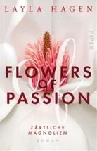 Layla Hagen - Flowers of Passion - Zärtliche Magnolien