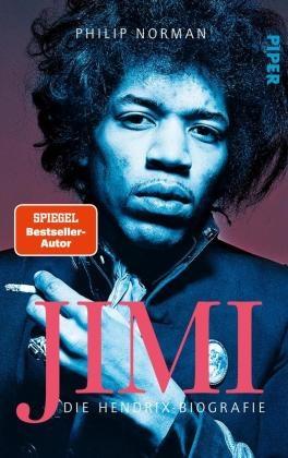 Philip Norman - JIMI - Die Hendrix-Biografie