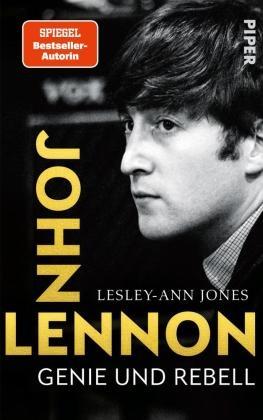 Lesley-Ann Jones - John Lennon - Genie und Rebell