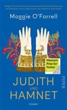 Maggie O'Farrell - Judith und Hamnet