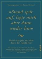 Rainer Wieland, Raine Wieland, Rainer Wieland - Stand spät auf, legte mich aber dann wieder hin