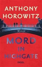 Anthony Horowitz - Mord in Highgate