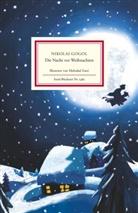 Nikolai Gogol, Nikolai Wassiljewitsch Gogol, Mehrdad Zaeri - Die Nacht vor Weihnachten