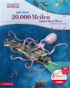Henrik Albrecht, Jule Verne, Jules Verne, Elisa Vavouri - 20.000 Meilen unter dem Meer, m. Audio-CD