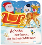 Denitza Gruber, Katja Richert, Denitza Gruber - Hohoho, hier kommt der Weihnachtsmann!