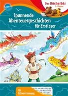Hans-Günther Döring, Frauke Nahrgang, Seltmann, Christian Seltmann, Hans-Günther Döring, Sonja Egger... - Spannende Abenteuergeschichten für Erstleser