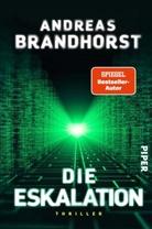 Andreas Brandhorst - Die Eskalation