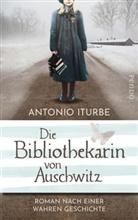 Antonio Iturbe - Die Bibliothekarin von Auschwitz