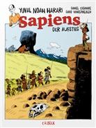 Yuval Noah Harari, Daniel Casanave, David Vandermeulen - Sapiens - Der Aufstieg, Graphic Novel