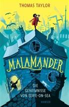 Thomas Taylor - Malamander - Die Geheimnisse von Eerie-on-Sea