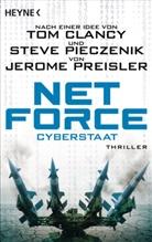 Tom Clancy, Steve Pieczenik, Jerome Preisler - Net Force. Cyberstaat