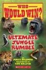 Jerry Pallotta, Jerry/ Bolster Pallotta, Rob Bolster - Ultimate Jungle Rumble