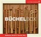 BüchelBox, Audio-CD (Hörbuch)