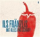 Mit alles und scharf!, Audio-CD (Hörbuch)