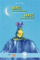 Marcus Pfister - Mats und die Wundersteine, Deutsch/Russisch