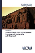 Rasha Elborgy - Przeniesienie jako podejscie do konserwacji budynków zabytkowych