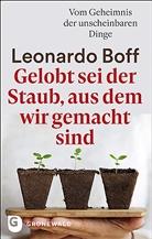 Leonard Boff - Gelobt sei der Staub, aus dem wir gemacht sind