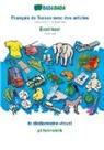 Babadada Gmbh - BABADADA, Français de Suisse avec des articles - Eesti keel, le dictionnaire visuel - piltsõnastik