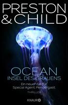 Lincoln Child, Douglas Preston - OCEAN - Insel des Grauens