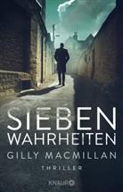 Gilly Macmillan - Sieben Wahrheiten
