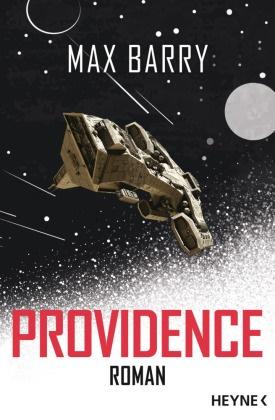 Max Barry - Providence - Roman