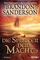 Brandon Sanderson - Die Splitter der Macht