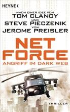 Tom Clancy, Steve Pieczenik, Jerome Preisler - Net Force. Angriff im Dark Web