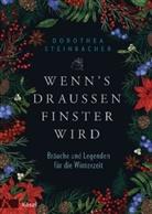 Dorothea Steinbacher - Wenn's draußen finster wird