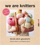 Albert Bravo, Alberto Bravo, Pepita Marin - We are knitters