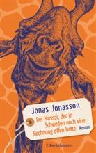 Jonas Jonasson - Der Massai, der in Schweden noch eine Rechnung offen hatte