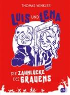 Thomas Winkler, Daniel Stieglitz - Luis und Lena - Die Zahnlücke des Grauens