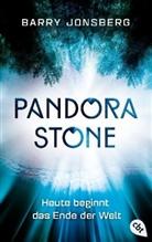 Barry Jonsberg - Pandora Stone - Heute beginnt das Ende der Welt