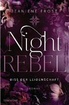 Jeaniene Frost - Night Rebel  - Biss der Leidenschaft