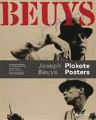 Joseph Beuys, Claus von der Osten, Rene S Spiegelberger, Rene S. Spiegelberger, Clau von der Osten - Joseph Beuys: Plakate. Posters [dt./engl.]