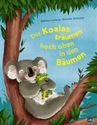 Sabine Ludwig, Kerstin Schoene - Die Koalas träumen hoch oben in den Bäumen