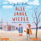 Juli Zeh, Julia Nachtmann - Alle Jahre wieder, 1 Audio-CD (Hörbuch)