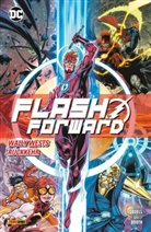 Brett Booth, Scot Lobdell, scott Lobdell - Flash Forward - Wally Wests Rückkehr