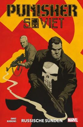 Jacen Burrows, Gart Ennis, Garth Ennis - Punisher: Soviet: Russische Sünden
