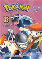 Hidenor Kusaka, Hidenori Kusaka, Satoshi Yamamoto - Pokémon - Die ersten Abenteuer. Bd.35