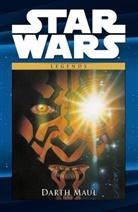 Jan Duursema, Jan u a Duursema, Gart Ennis, Garth Ennis, Ro Marz, Ron Marz... - Star Wars Comic-Kollektion, Darth Maul