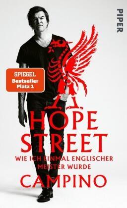 Campino - Hope Street - Wie ich einmal englischer Meister wurde - Der SPIEGEL-Bestseller #1